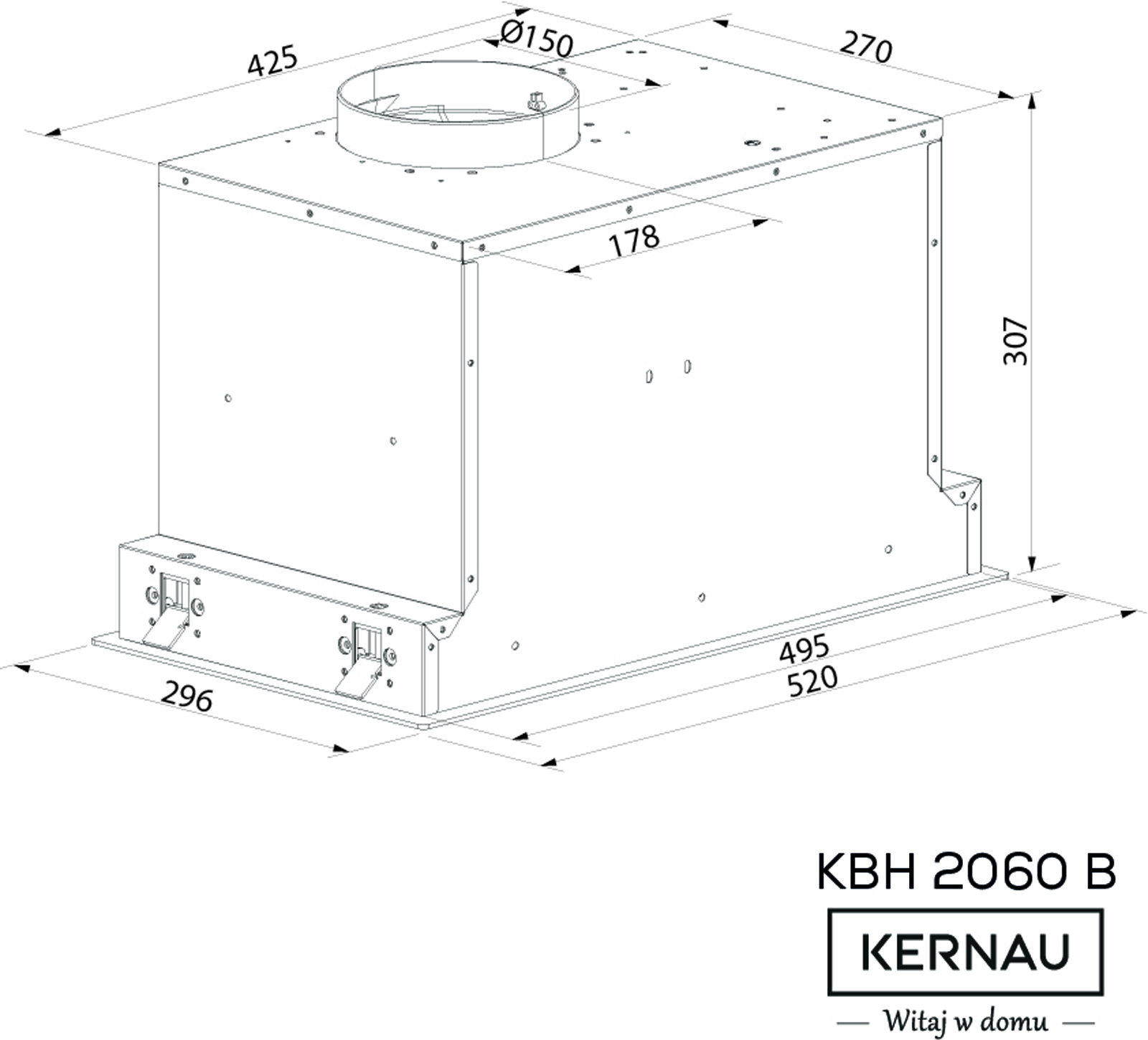 KBH 2060 B GLASS